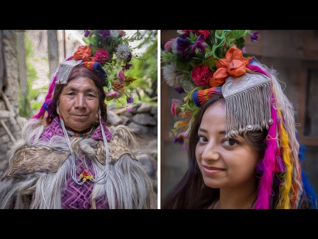 The Aryans Who Live in Ladakh | Dah Hanu | Beyond Ladakh: E05 | Ethereal
