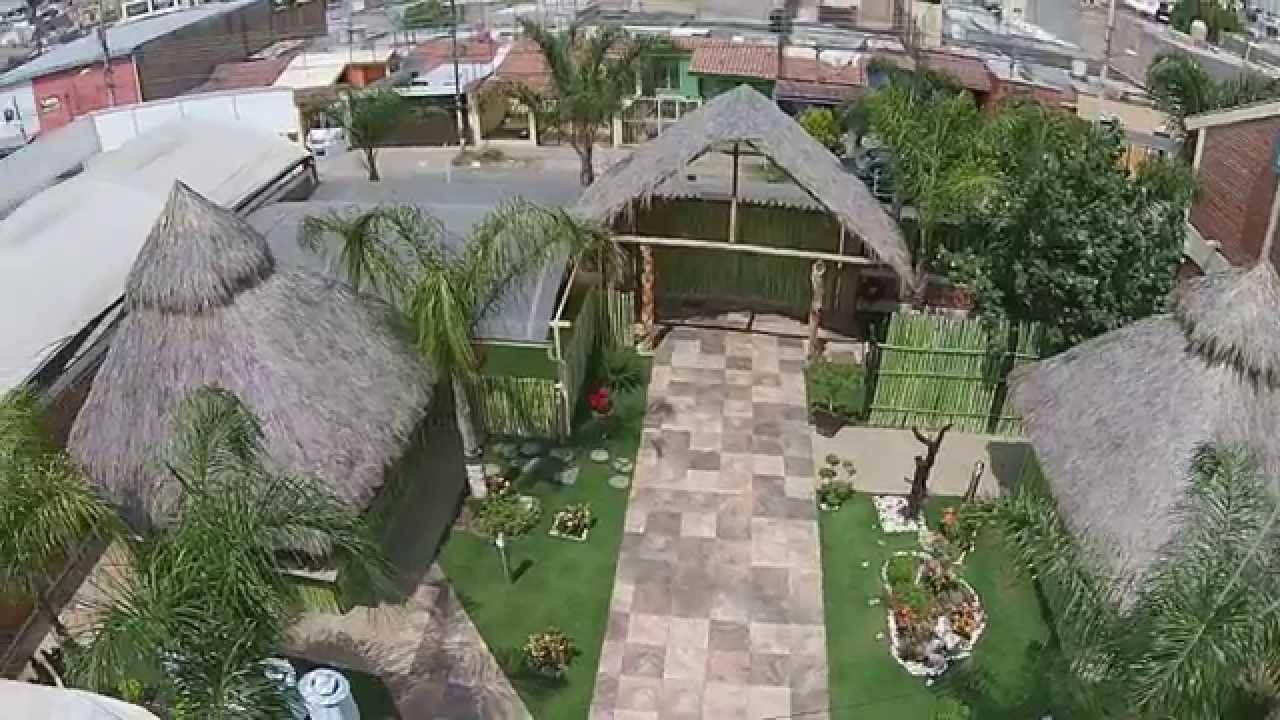 Presenta real jardin bambu youtube for Jardines minimalistas con bambu