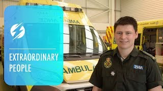 21-Year-Old Transgender Paramedic Is Saving Lives