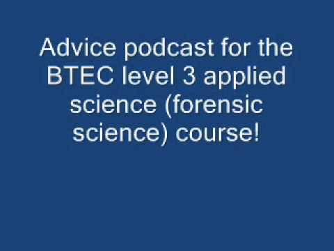 I don't know between A-level & BTEC. Advice please?
