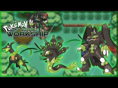 Evoluir Zygarde - Pokémon Dark Workship