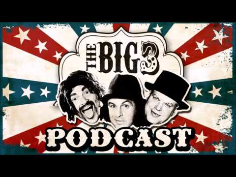 Big 3 Podcast # 146: The Windy Weekend Podcast