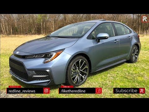 2020 Toyota Corolla XSE – The Small Car Game Changer?