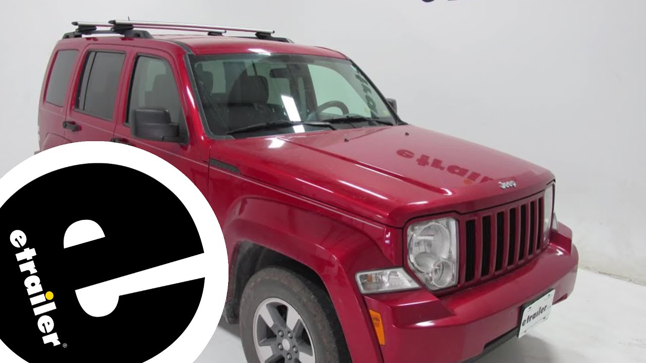thule roof rack review 2008 jeep liberty. Black Bedroom Furniture Sets. Home Design Ideas