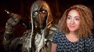 NOOB SAIBOT IS BACK! - Mortal Kombat 11 Noob Saibot Reveal Trailer Reaction