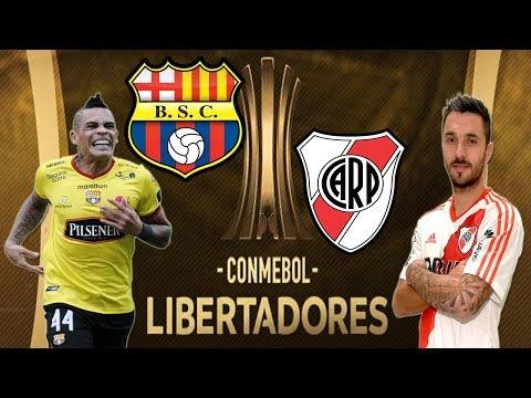 BARCELONA VS RIVER   FINAL COPA CONMEBOL LIBERTADORES BRIDGESTONE 2017   VÍDEO MOTIVACIONAL
