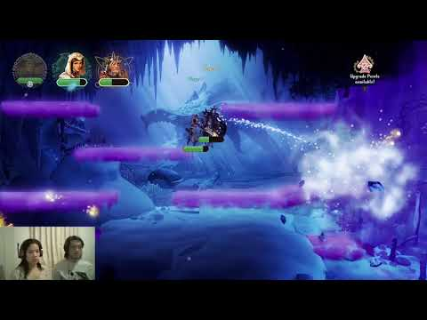 Trine 4 The Nightmare Prince Part 34 Snow Topped Heights |