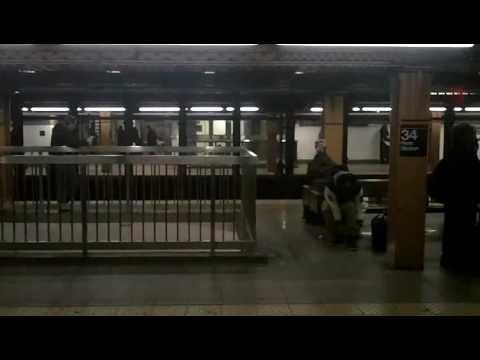 Van Courtlandt Park/242nd Street (1) train ride