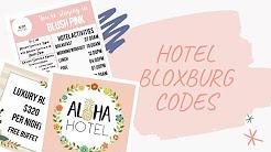 Roblox Bloxburg Hotel Decal Ids Youtube Roblox Hotel