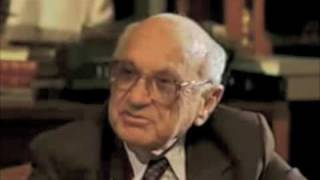 Milton Friedman - Government Regulation