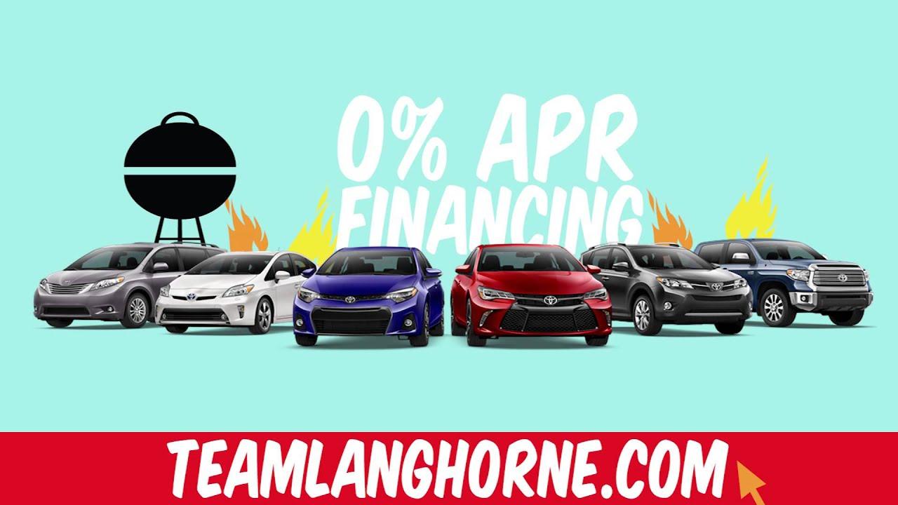 Team Toyota Langhorne   Summer Sales Event