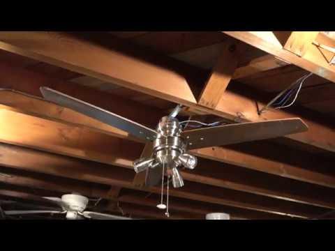 Honeywell wicker park ceiling fan youtube honeywell wicker park ceiling fan aloadofball Gallery