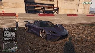 GTA Online Livestream : All New Overflod Tyrant Supercar , Vapid Dominator GTX Spending Spree & More
