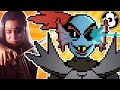 Undertale Battle Against A True Hero W Intro Violin Metal Cover Remix String Player Gamer mp3