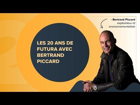 Les 20 ans de Futura avec Bertrand Piccard | Futura