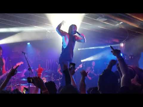 As I Lay Dying - My Own Grave (Live) North American Tour Riverside, CA