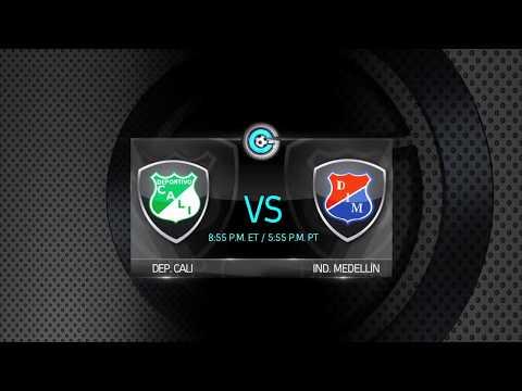 COPA ÁGUILA | ¡Hoy! Deportivo Cali vs. Independiente Medellín