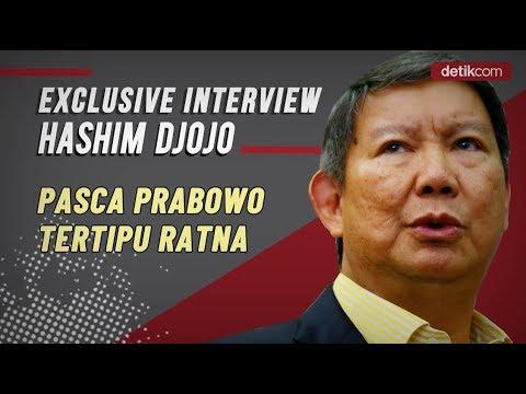Eksklusif Hashim Djojo: Pasca Prabowo Dibohongi Ratna