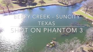 Berry Creek - Suncity Texas
