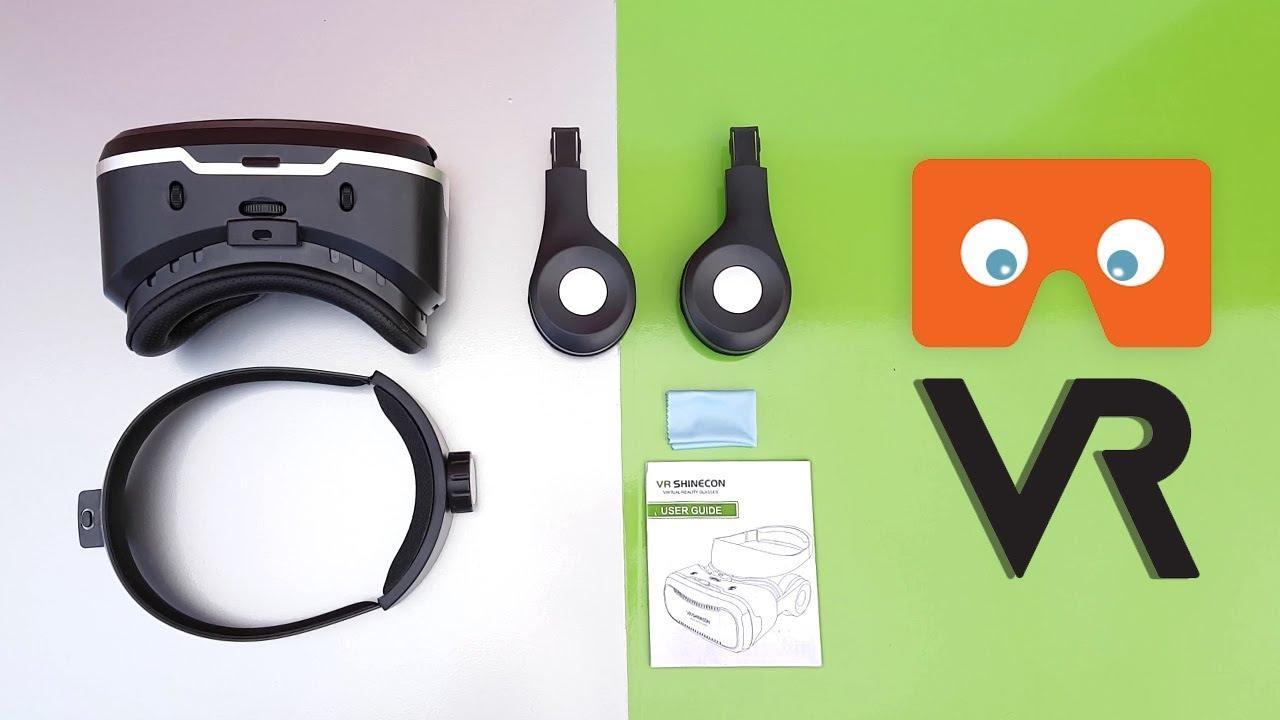 3cfe23830ea9 Best Virtual Reality Headset on a Budget 2018!! - YouTube