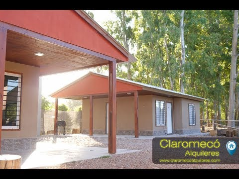 Cabañas Callvu - Claromeco Alquileres