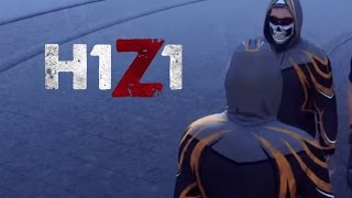 Found my lost brother! - H1Z1 - Battle Royale funny moments and fails #2