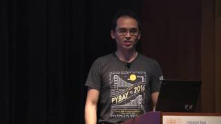 """Al Sweigart, """"Automating Your Browser and Desktop Apps"""", PyBay2016"""