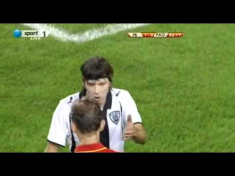Fenerbahce-PAOK 1-1 Muslimovic (OLES OI FASEIS)
