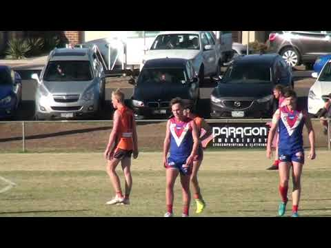 Rd 4   South Barwon Behinds vs Geelong West