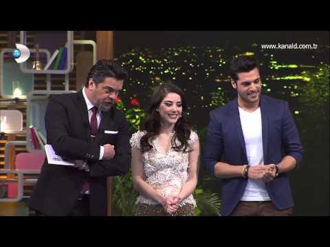 Beyaz Show - Serkan Çayoğlu ve Özge Gürel