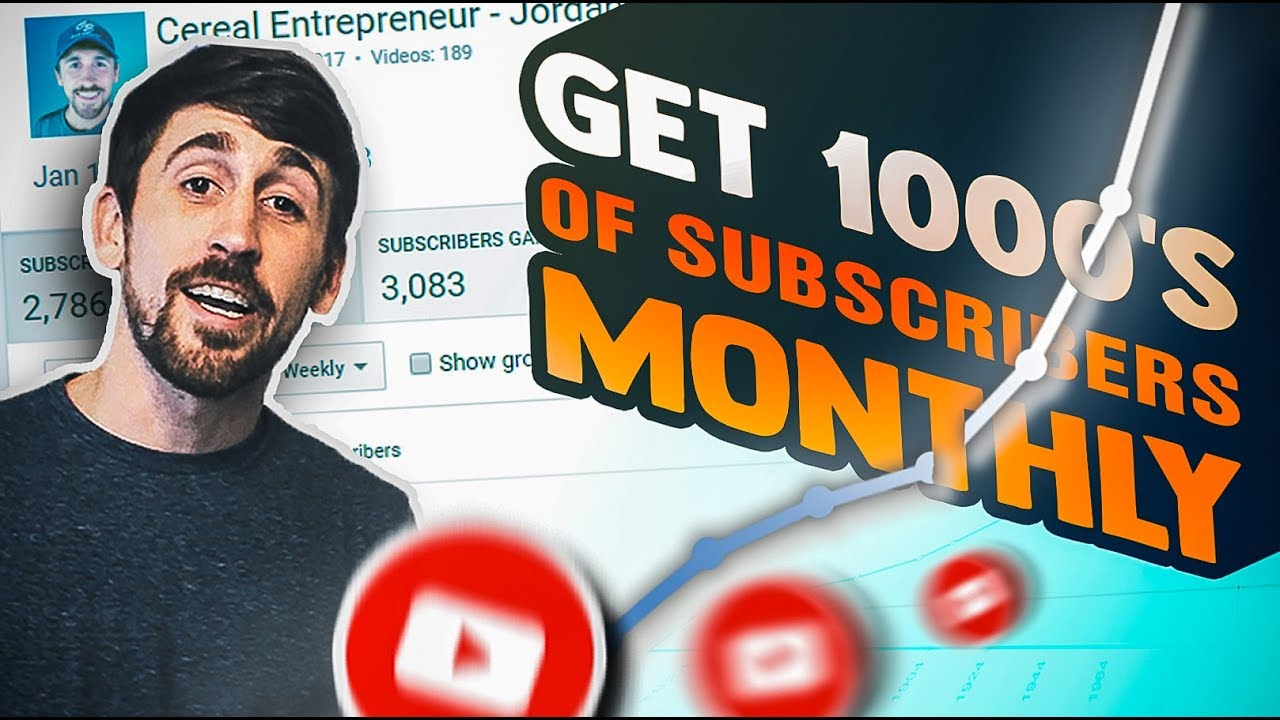 How to Get 1,000+ [FAST] YouTube Subscribers + FREE Tools USED