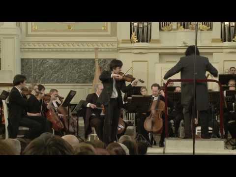 Aylen Pritchin (violin) 2014-03-26