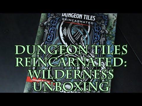 dungeon-tiles-reincarnated:-wilderness-unboxing