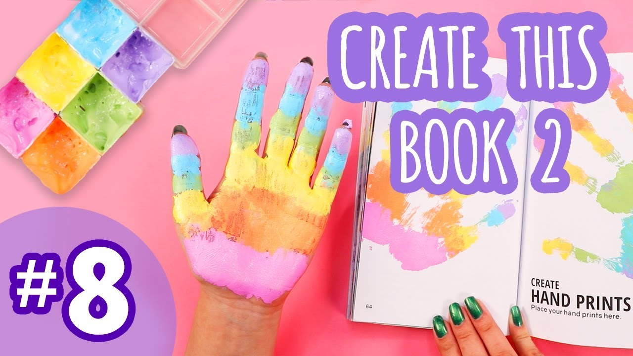 Create This Book  2 | Episode #8
