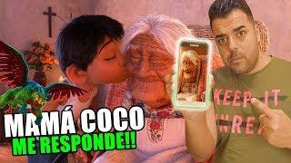 MAM COCO me RESPONDE a las 3 AM   El nmero SECRETO de DISNEY