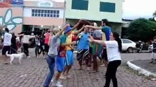 Festa fim do carnaval de formigueiro - Bloco Exagerados