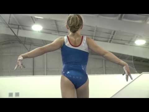 Sydney Johnson-Scharpf aims for 2016 Olympics