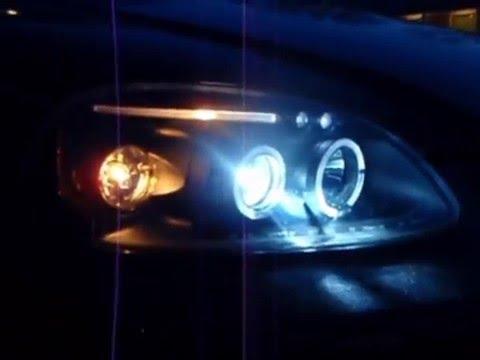 96 Civic Halo HID Projector Headlight