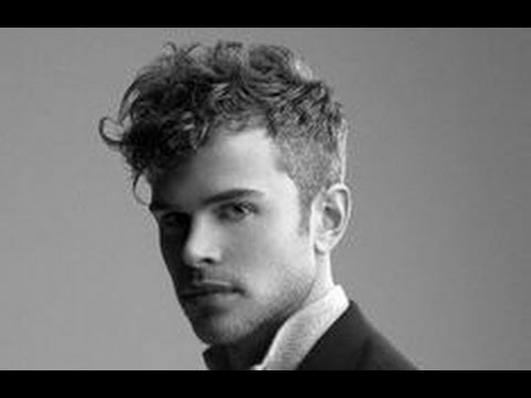 Mens Hairstyles Short Sides Curly Top Youtube