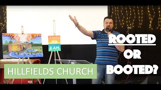 Rooted or Booted | Richard Rycroft | Hillfields Church