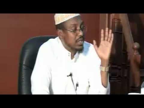 sh Mustafe Cimiga Aqrinta Ahmed Idaawaqaca - YouTube