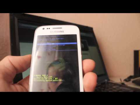 Resetear / Reestablecer / Hard reset / Recovery mode Samsung Galaxy ACE 3 S7275R - Phone&Cash