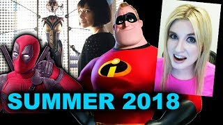 Summer Movies 2018 - The Incredibles 2, Ant-Man & The Wasp, Deadpool 2 - Beyond The Trailer