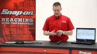 CTech Torque Wrench Snap-on Industrial Product Demo