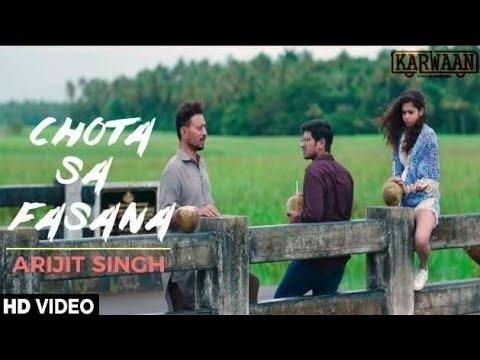 Chota Sa Fasana Video Song | Whatsapp Status | Arijit Singh | Karwaan | Irrfan Khan