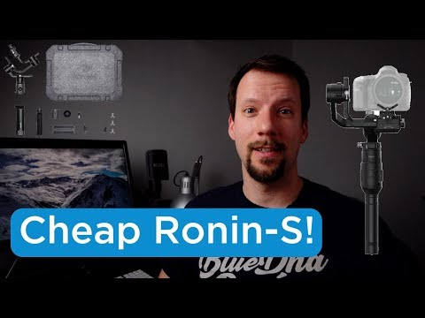 Cheap Ronin-S! Essential and Standard Kit comparison [4K]