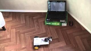 Wi-Fi робот CyberBot-2