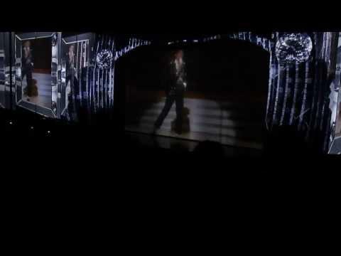 Michael Jackson One - Billie Jean - Cirque Du Soleil - Las Vegas Show