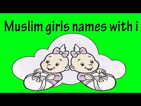Muslim girls names with meaning starting with i   Modern Islamic women name
