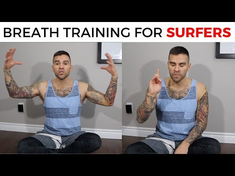 Surfing Workout   Daily Breath Training Meditation:Workout